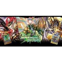 Future Card Buddyfight Ace Vol. 6 Soaring Superior Deity Dragon Booster Display