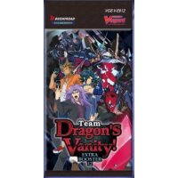 Cardfight Vanguard V - Team Dragons Vanity! Extra Booster Pack