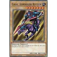 Gaia, zorniger Riiter