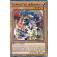 Dogmatika Theo, die Eisenfaust