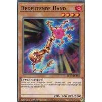 Bedeutende Hand
