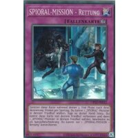 SPIORAL-MISSION - Rettung