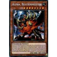 Alpha, Bestienmeister (Secret Rare)