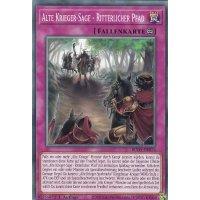 Alte Krieger-Sage - Ritterlicher Pfad