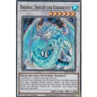 Brionac, Drache der Eisbarriere