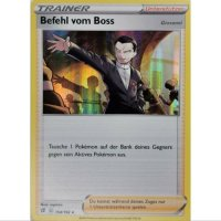 Befehl vom Boss 154/192 HOLO
