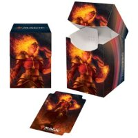 Magic Deck Box Chandra, Heart of Fire (100+ Deck Box)