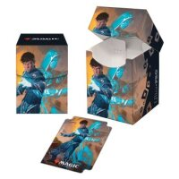 Magic Deck Box Zendikar Rising, Jace, Mirror Mage (100+ Deck Box) von Ultra Pro