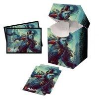Combo Magic Deck Box + 100 Sleeves Commander Legends Sakashima of a Thousand Faces (100+ Deck Box) von Ultra Pro
