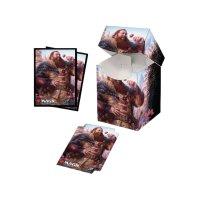 Combo Magic Deck Box + 100 Sleeves Commander Legends Hans Eriksson (100+ Deck Box) von Ultra Pro