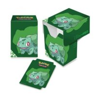 Ultra Pro Pokemon Full View Deck Box - Bisasam