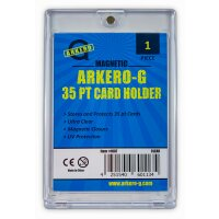 Arkero-G Magnetic Card Holder - UV Protection Holder 35PT (Kartenhalter)