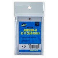 Arkero-G Magnetic Card Holder - UV Protection Holder 35PT (Kartenhalter)