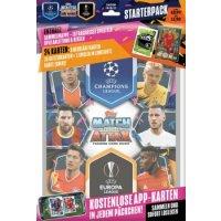 UEFA Champions League Match Attax 20/21 Starter Pack