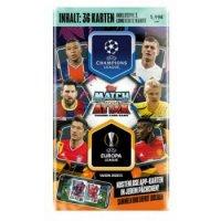 UEFA Champions League Match Attax 20/21 Blister