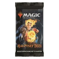 Magic Hauptset 2021 Booster (deutsch)
