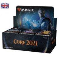 Magic Core Set 2021 Booster Display (36 Packs, englisch)