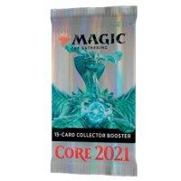 Magic Core Set 2021 Collector Booster (englisch)