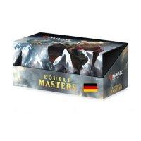 Magic Double Masters Booster Display (24 Packs, deutsch)