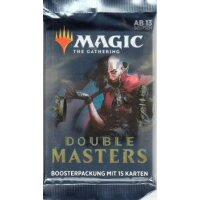 Magic Double Masters Booster (deutsch)
