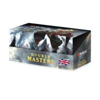 Magic Double Masters Booster Display (24 Packs, englisch)