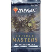 Magic Double Masters Booster (englisch)