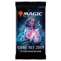 Magic Core Set 2019 Booster (englisch)