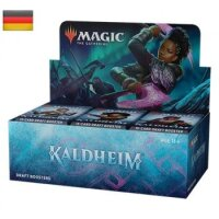 Kaldheim Draft Booster Display (36 Packs, deutsch)