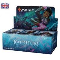 Kaldheim Draft Booster Display (36 Packs, englisch)