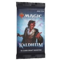 Kaldheim Draft Booster (englisch)