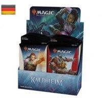 Kaldheim Themen Booster Display (12 Packs, deutsch)