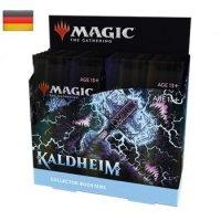 Kaldheim Collector Booster Display (12 Packs, deutsch)