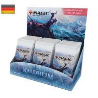 Kaldheim Set Booster Display (30 Packs, deutsch)