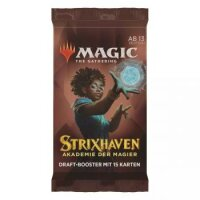 Strixhaven: Akademie der Magier Draft Booster (deutsch)