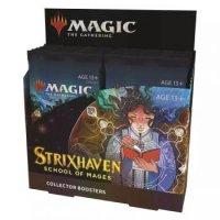 Strixhaven: School of Mages Collector Booster Display (12 Packs, englisch) VORVERKAUF