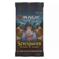 Strixhaven: School of Mages Collector Booster (englisch)