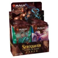 Strixhaven: School of Mages Theme Booster Display (12 Packs, englisch)