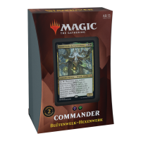 Strixhaven: Akademie der Magier Commander Deck - Blütenwelk Deck (deutsch)