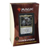 Strixhaven: Akademie der Magier Commander Deck - Silberkiel Deck (deutsch)