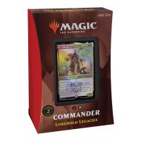 Strixhaven: School of Mages Commander Deck - Lorehold Legacies (englisch)