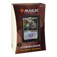 Strixhaven: School of Mages Commander Deck - Silverquill Statement (englisch) VORVERKAUF