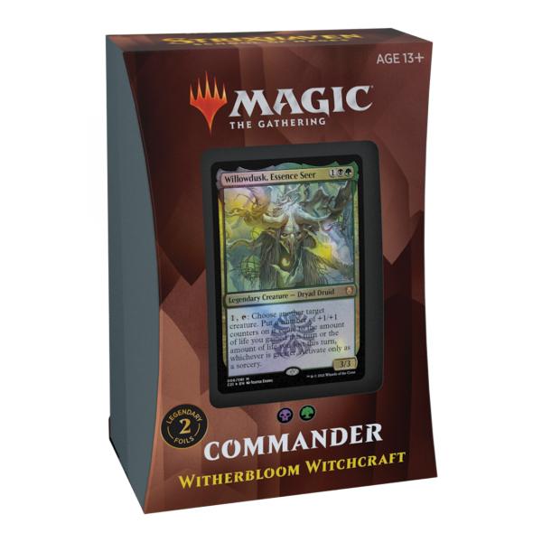 Strixhaven: School of Mages Commander Deck - Witherbloom Witchcraft (englisch)
