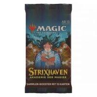 Strixhaven: Akademie der Magier Collector Booster (deutsch) VORVERKAUF