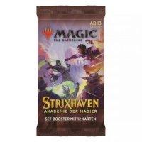 Strixhaven: Akademie der Magier Set Booster (deutsch) VORVERKAUF