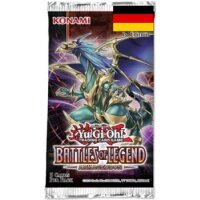 Battles of Legend: Armageddon Booster (5 Stück)