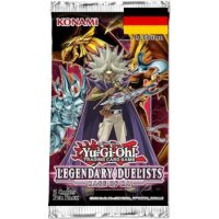 Legendary Duelists: Rage of Ra Booster (5 Stück)