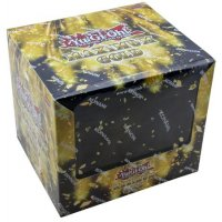 Yu-Gi-Oh Maximum Gold Tuckbox Display