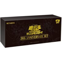 Yu-Gi-Oh! OCG Duel Monsters 20th Anniversary Set