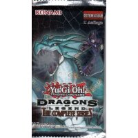 Dragons of Legend: The Complete Series Booster