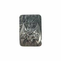 Yu-Gi-Oh! Replik Metall-Götterkarte Obelisk der Peiniger *LIMITIERTE EDITION*